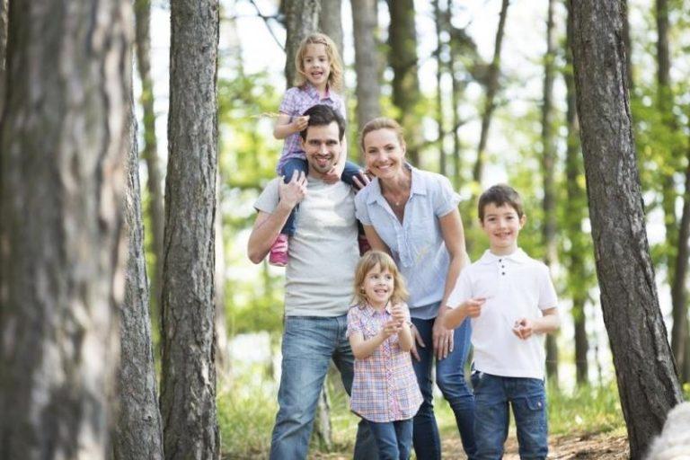 Rodinný balíček léto 2020 – vířivka a sauna!